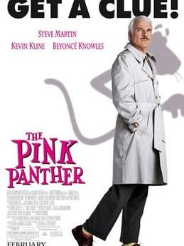 The Pink Panther slips into the Morningside Branch Library's Movie Matinee at 2 p.m. on Saturday, Aug. 11 at 2 p.m.