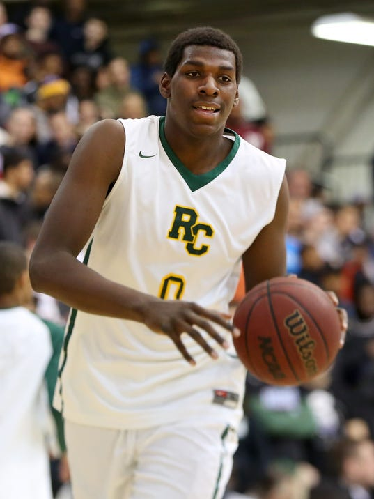 Nazreon Reid has role expanded with Roselle Catholic