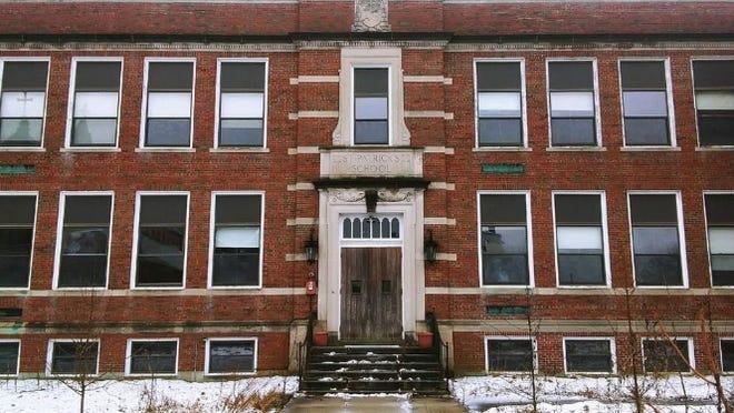 The former St. Patrick's School.