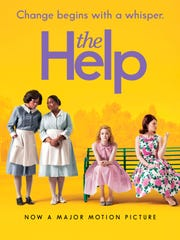 "The movie tie-in paperback edition of ""The Help"" by"