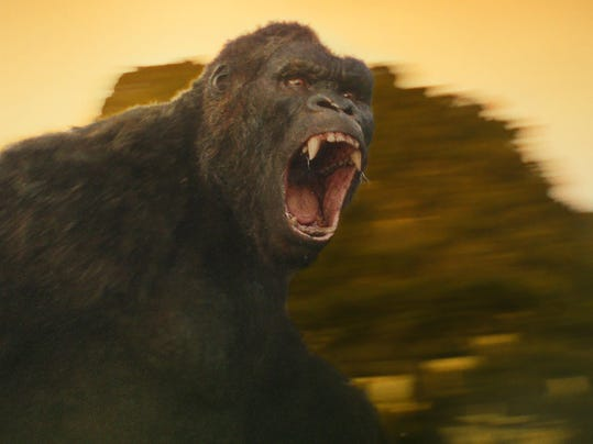 Film Review Kong: Skull Island