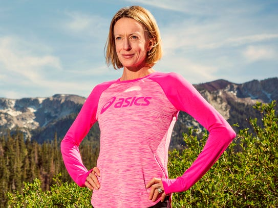Olympic medalist Deena Kastor will be the grand marshal