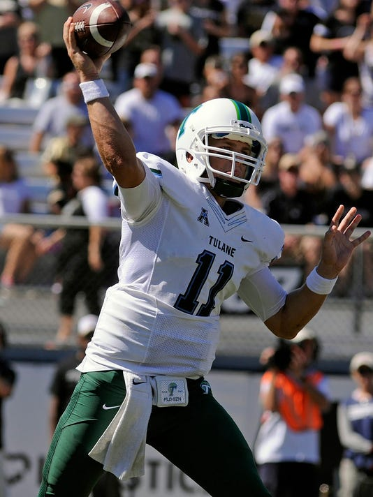 NCAA Football: Tulane at Central Florida