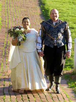 Dannielle Rodriguez and Justin Hoffacker were married Nov.14, 2015 in Lancaster.