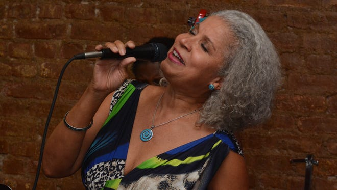 Arlee Leonard will front a New Orleans-flavored jazz quartet led by bassist Thaddeus Expose in a celebration of Mardi Gras on Feb. 10 at Watchung Arts Center.