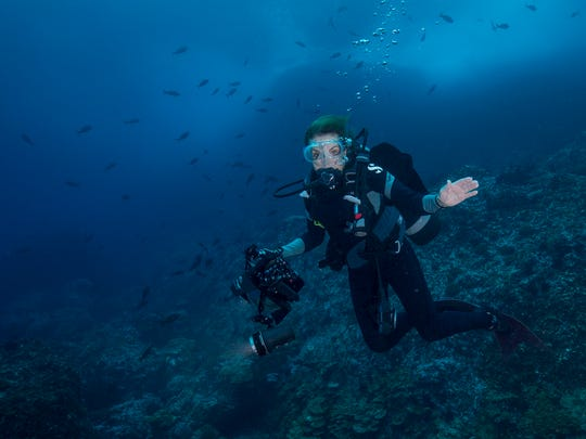 Sylvia Earle, Ph.D. is one of six finalists for the 2018 Indianapolis Prize, the world's top animal conservation award with a $250,000 cash prize.