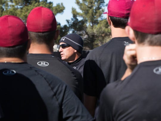 New Mexico State baseball was picked to finish second in the WAC preseason poll.