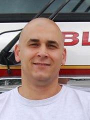 Bloomfield Fire Chief Louis Venezia