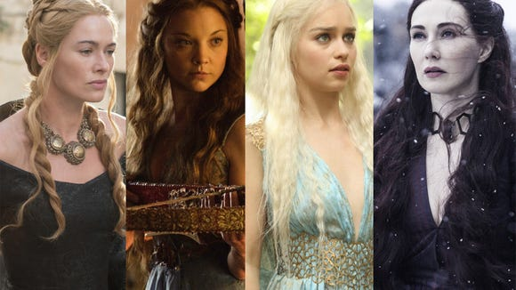 Game of Thrones wigs