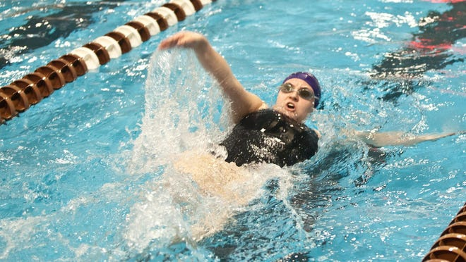 The Canton High School Girls Swim Team represented the Little Giants last Saturday in the Mid-Illini Conference Swim Meet held at Dunlap High School.