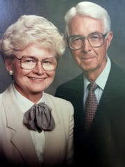 Lucille Jacobs passed away June 13. Her husband, Marshall (Chick) Jacobs, suffered a heart attack and died at the U.S. Open golf championship at Erin Hills June 16.