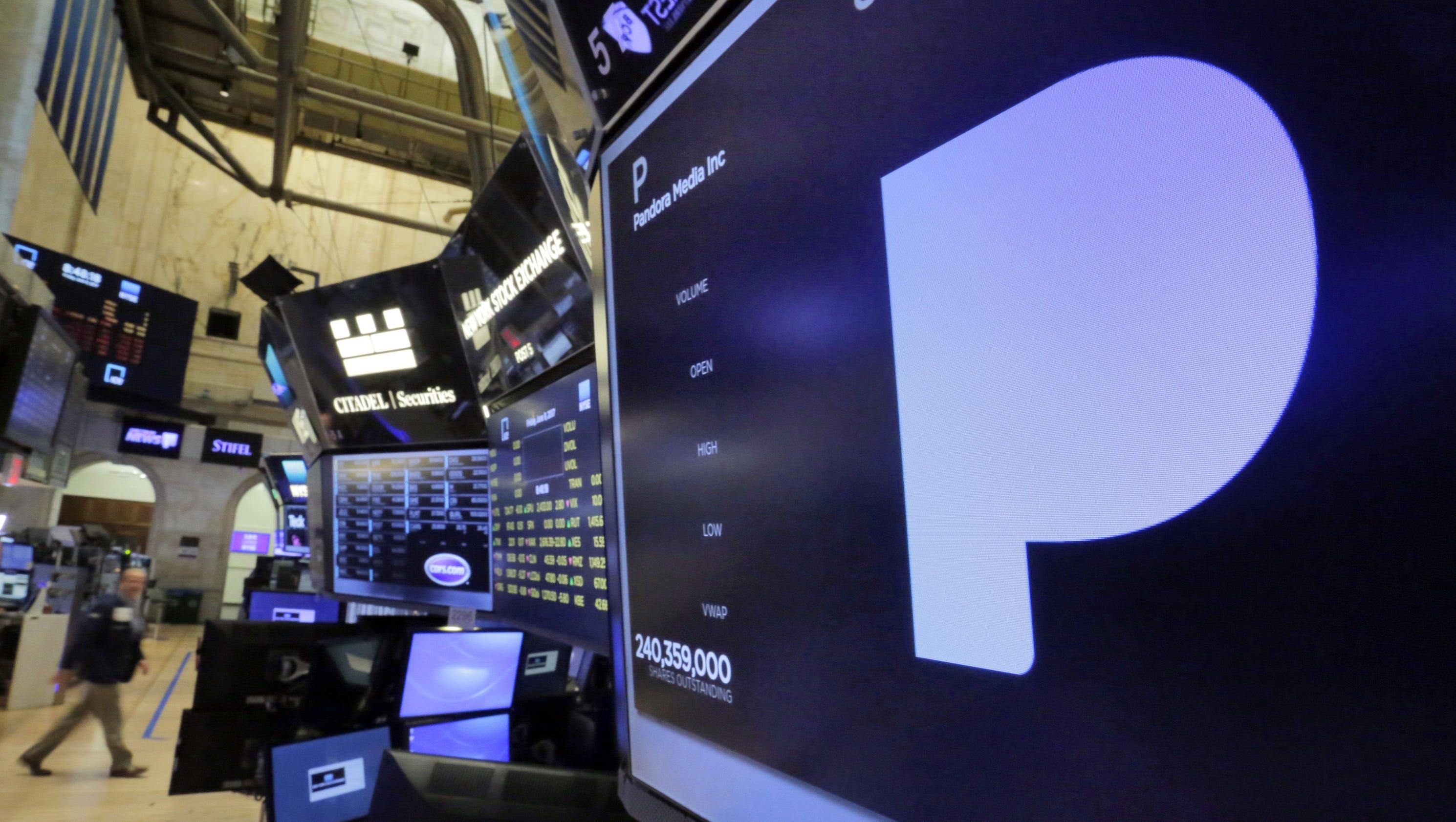 Sirius xm buys stake in music streaming site pandora biocorpaavc