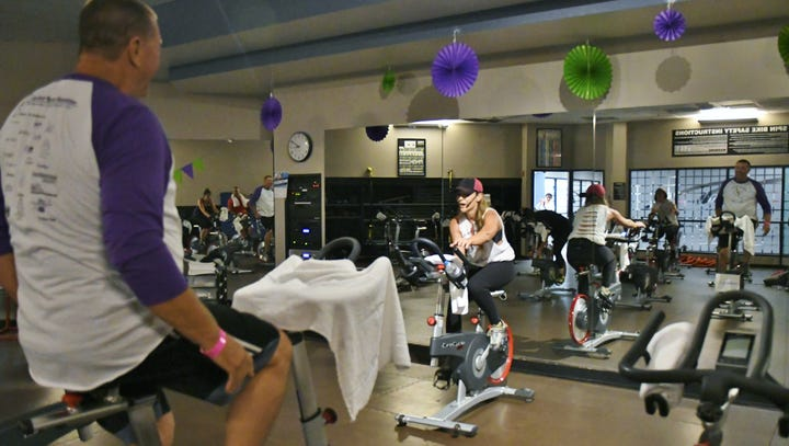 The Lifestyle Center puts a spin on raising awareness