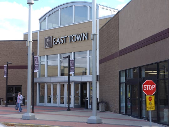 East Town Mall in Green Bay.