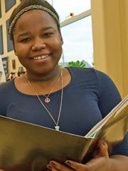 Elary Mede, 17, a Chambersburg Area Senior High School sophomore, is headed to the PMEA All-State Chorus Festival.