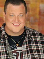 """Billy Gardell of """"Mike & Molly"""" fame performs Friday"""