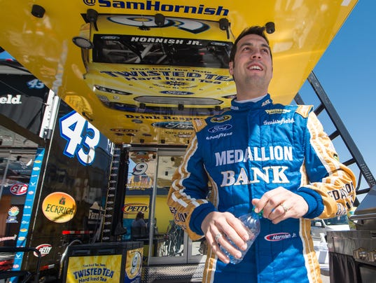 5-18-2015 sam hornish jr