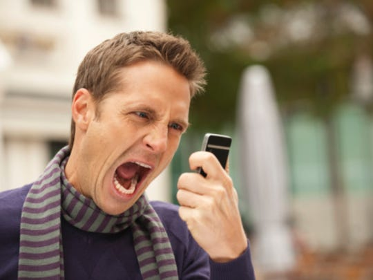 Floridians are losing patience as robocalls ramp up, invading more and more cellphones.