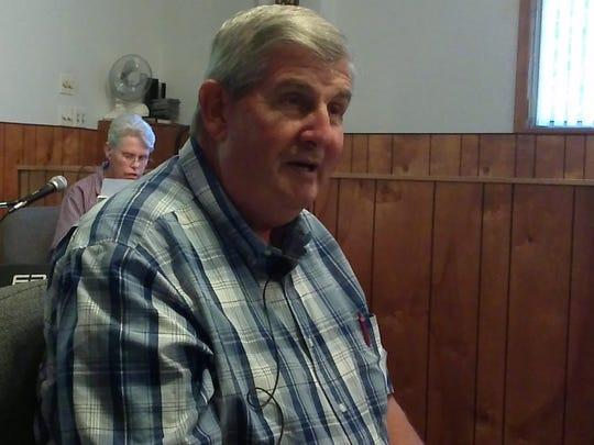 Rev. Art Penird,Pastor, pastor of Endwell Christian