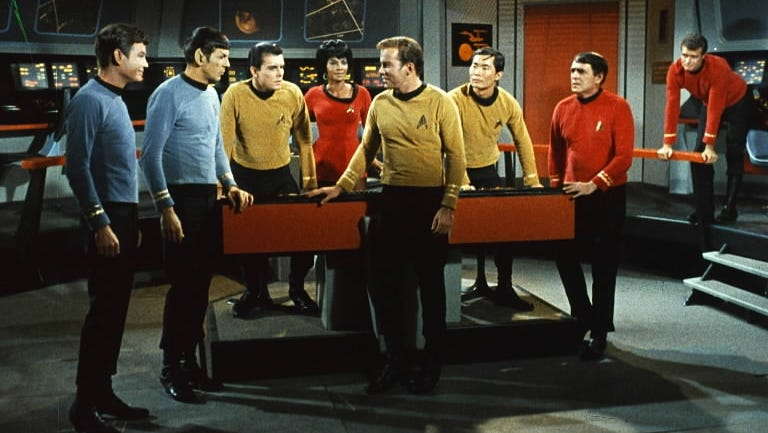 ITunes has gathered up fan-favorite episodes of 'Star Trek: The Original Series.'