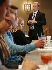 Young Professionals of Manitowoc County members take