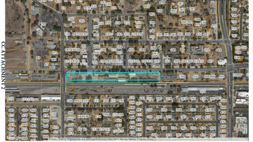 Moorpark approves subdividing property along High Street to make way for redevelopment