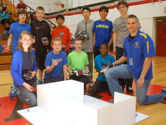 BRI 0605 CN Student Readington Middle School