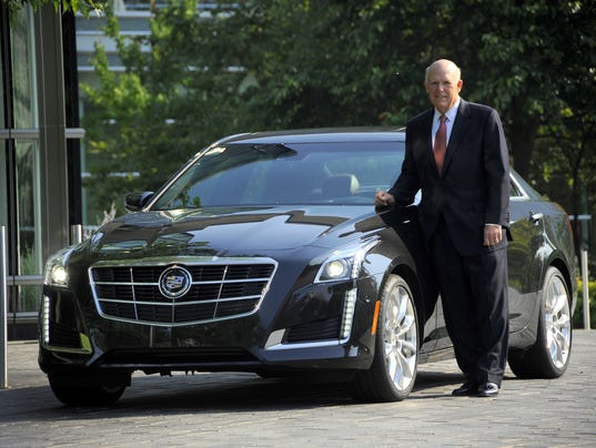 Akerson vastly improved gm profits products for General motors washington dc