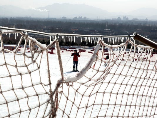 beijing says snow is no problem for 2022 winter olympic bid