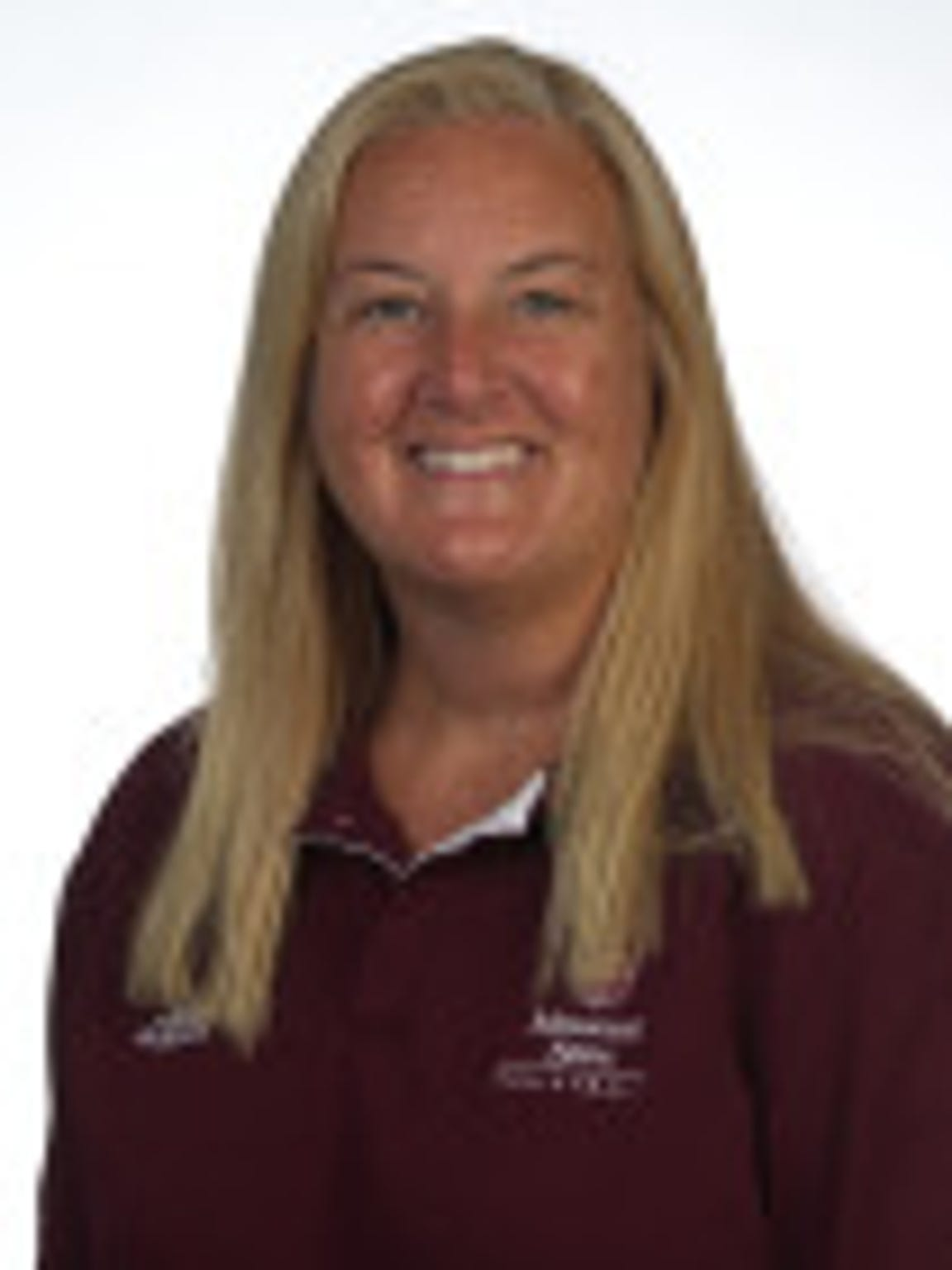 MSU volleyball coach Melissa Stokes