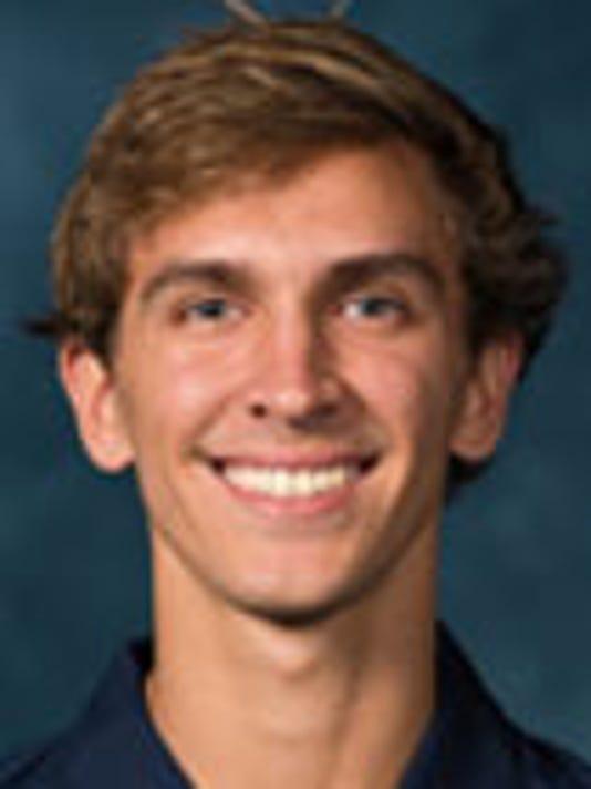Aaron Baumgarten Michigan cross country