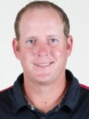 Todd Petty was the first coach to lead Rider to the