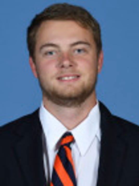 Ian Shannon Auburn punter