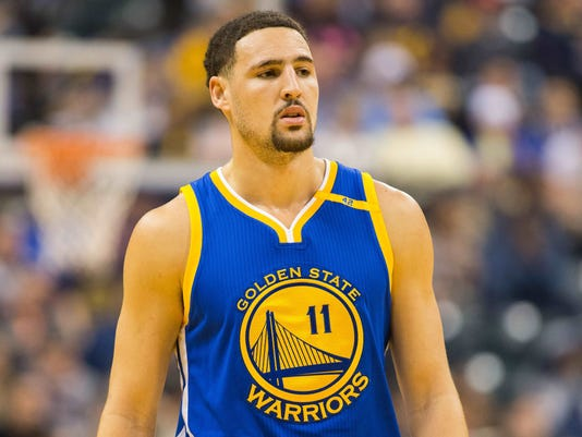 USP NBA: GOLDEN STATE WARRIORS AT INDIANA PACERS S BKN USA IN