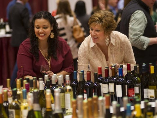 The 29th annual wine festival features 700 wines from 200 wineries all in support of 35 local charities. Grand tastings are held March 8-9 at the Duke Energy Convention Center.