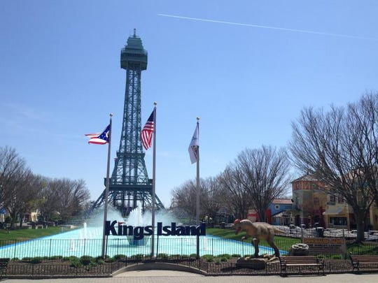 Kings Island Tower