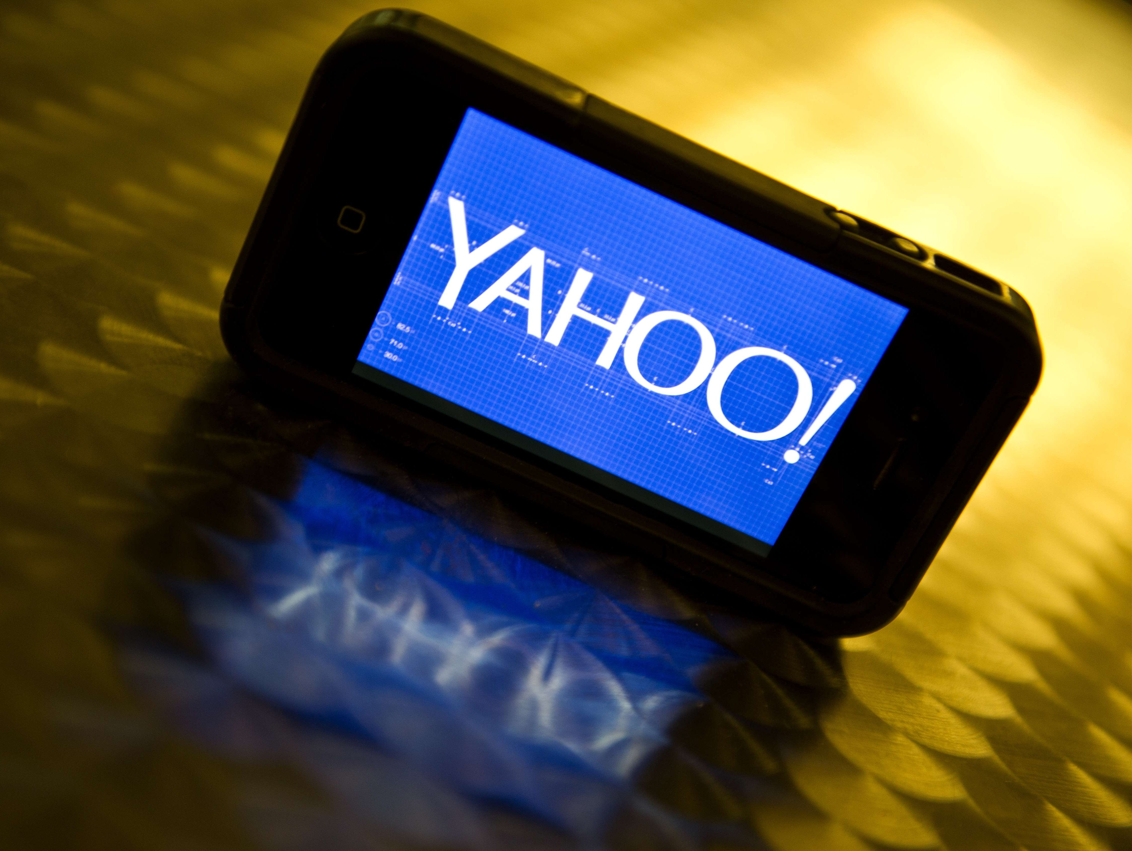 Yahoo acquired video-advertising company BrightRoll for $640 million.