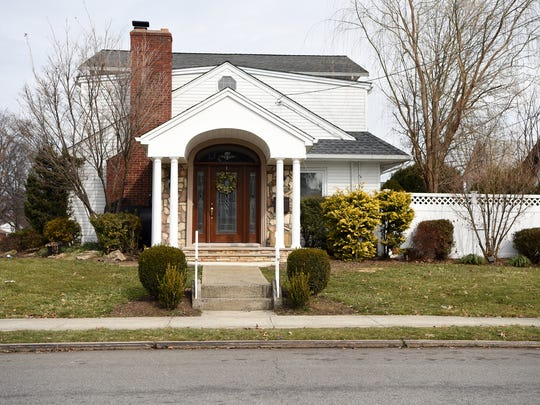 The home of Paterson Mayor Joey Torres on Arlington Ave. in Paterson. Federal investigators on Tuesday, February 21, 2017, issued a subpoena for city records regarding all construction done at Mayor Joey Torres' home since 2012, according to municipal officials. Documents previously obtained by Paterson Press through a public record request, show Torres had $15,000 in renovations, including the construction of a new portico entry, pictured on right, performed at his home in the fall of 2016.