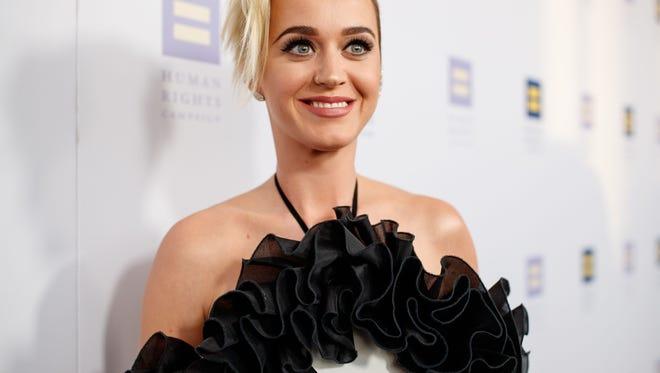 Bon appetit, Katy fans.