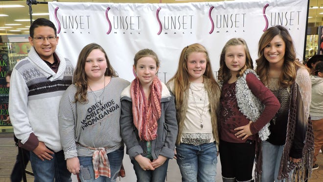 The Sunset Mall Fashion Show is scheduled for Dec. 10.