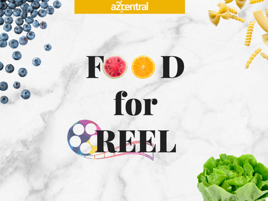 Food for reel promo image