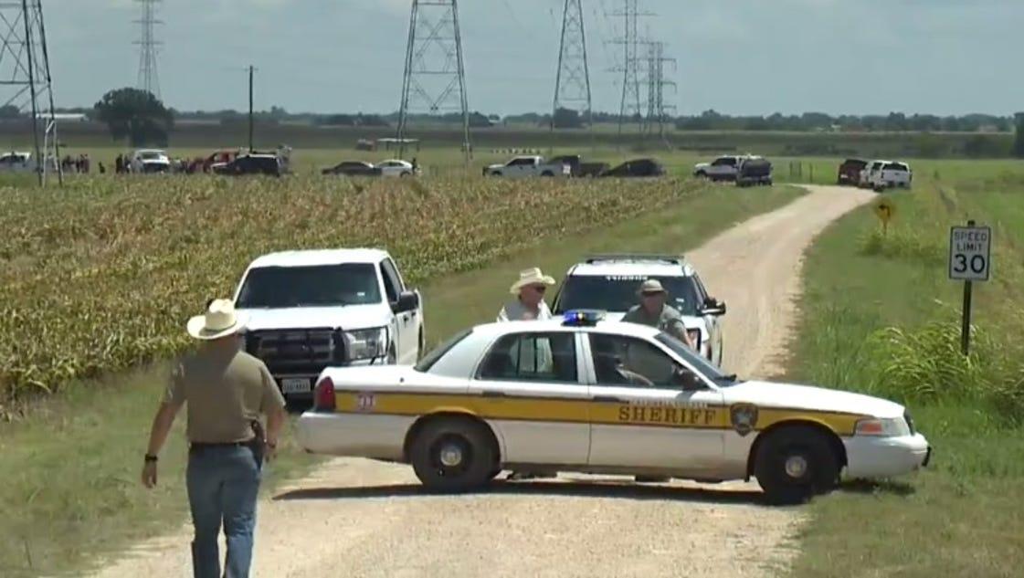 at least 16 dead in hot air balloon crash in texas