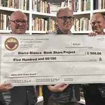 Grant funds Lincoln County Imagination Library program