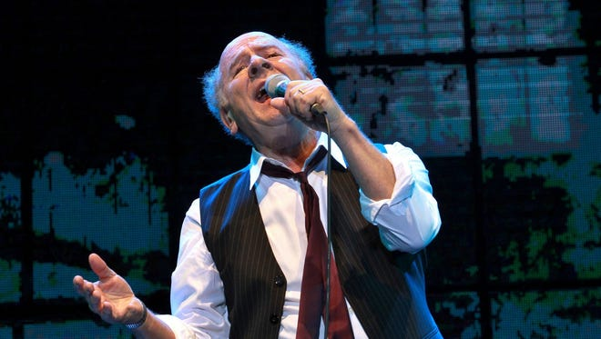 Art Garfunkel will perform Sept. 10 at the Performing Arts Center at Kent State University at Tuscarawas in New Philadelphia.