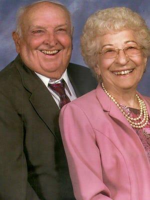Carl and Virgina Wallace