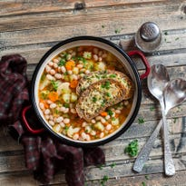 Soup's On! Hearty soups for homey nights