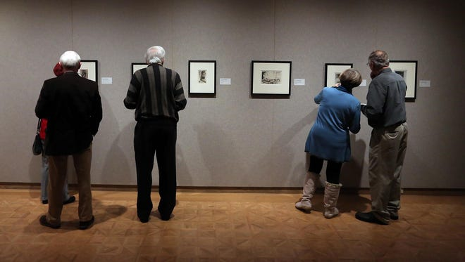 New exhibits to open this weekend at Woodson Art Museum.