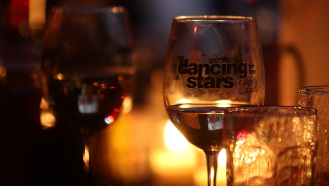 Hundreds of people attended Dancing for the Stars Wichita Falls Friday, Feb. 10, 2017, at the MPEC. The event benefits Big Brother Big Sister of Wichita Falls and America's Small Business Development Center at MSU.