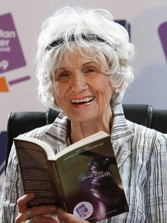 a biography and life work of alice munro a canadian short story writer She served as a special envoy of the united nations to haiti to work on  biography of michaëlle jean  alice munro, canadian short story writer.