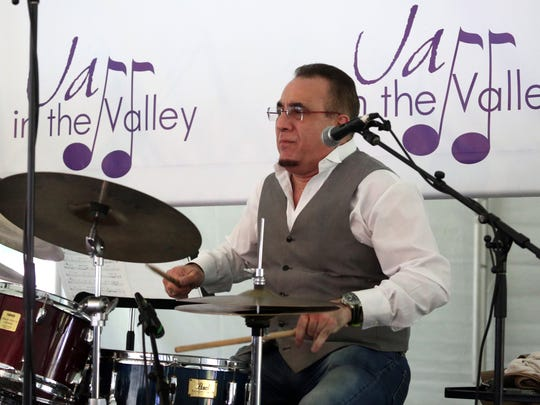 Percussionist Bobby Sanabria and his group ASCENSION will perform Latin jazz at the Atlantic Sands Hotel in downtown Rehoboth Beach at 8 p.m.  Friday, Oct. 12 ($45). The concert is part of this week's True Blue Jazz event.